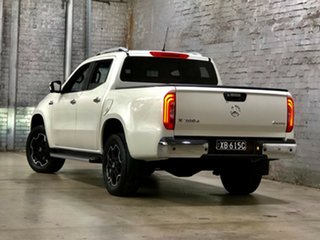 2019 Mercedes-Benz X-Class 470 X350d 7G-Tronic + 4MATIC Power White 7 Speed Sports Automatic Utility