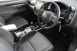 2019 Mitsubishi Outlander ZL MY19 ES 2WD Grey 6 Speed Constant Variable Wagon