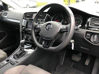 2014 Volkswagen Golf VII MY15 103TSI DSG Highline Black 7 Speed Sports Automatic Dual Clutch