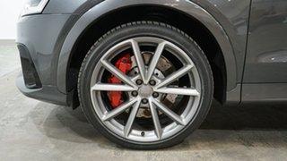 2015 Audi RS Q3 8U MY16 S Tronic Quattro Grey 7 Speed Sports Automatic Dual Clutch Wagon