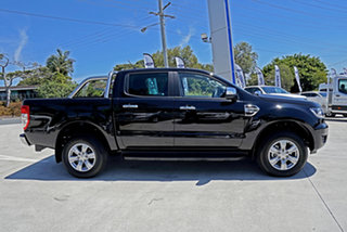 2021 Ford Ranger PX MkIII 2021.25MY XLT Hi-Rider Black 6 Speed Sports Automatic Double Cab Pick Up