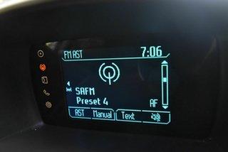 2016 Ford Fiesta WZ Ambiente White 5 Speed Manual Hatchback