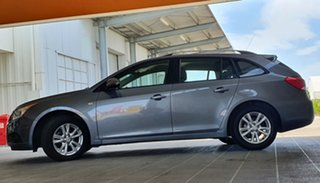 2014 Holden Cruze JH Series II MY14 CD Sportwagon Grey 6 Speed Sports Automatic Wagon