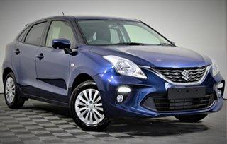 2021 Suzuki Baleno EW Series II GL Stargazing Blue 4 Speed Automatic Hatchback.