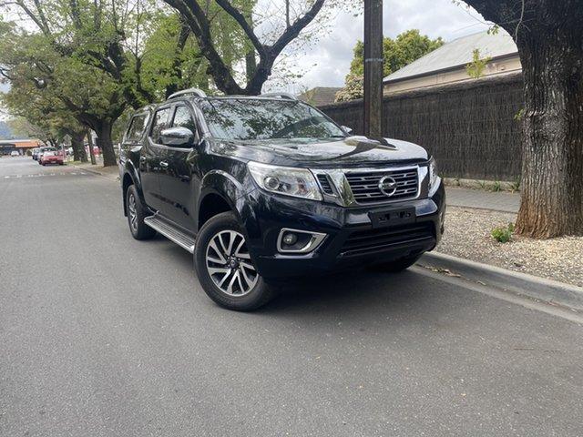 Pre-Owned Nissan Navara D23 ST-X Hawthorn, 2015 Nissan Navara D23 ST-X Black 7 Speed Sports Automatic Utility