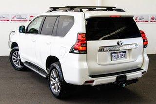 2020 Toyota Landcruiser Prado GDJ150R VX Crystal Pearl 6 Speed Sports Automatic Wagon