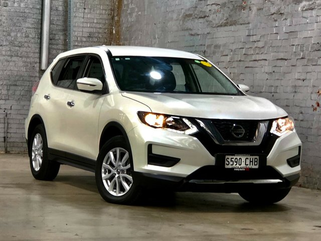 Used Nissan X-Trail T32 ST X-tronic 2WD Mile End South, 2017 Nissan X-Trail T32 ST X-tronic 2WD White 7 Speed Constant Variable Wagon