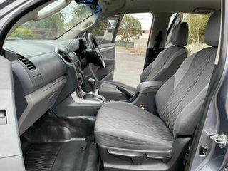 2015 Holden Colorado RG LS Grey 6 Speed Automatic Dual Cab