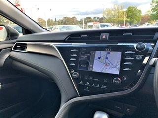2018 Toyota Camry AXVH71R Ascent Sport Glacier White 6 Speed Constant Variable Sedan Hybrid