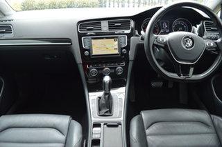 2015 Volkswagen Golf VII MY16 110TSI DSG Highline Silver, Chrome 7 Speed