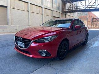 2013 Mazda 3 BM5236 SP25 SKYACTIV-MT Astina Red 6 Speed Manual Sedan.