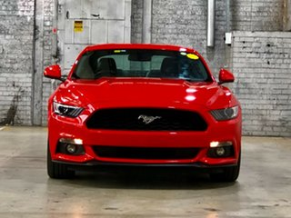 2016 Ford Mustang FM 2017MY Fastback SelectShift Red 6 Speed Sports Automatic Fastback.