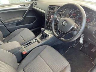 2017 Volkswagen Golf 7.5 MY17 110TSI Trendline White 6 Speed Manual Hatchback