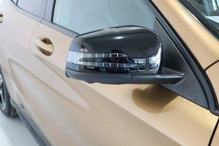 2017 Mercedes-Benz GLA-Class X156 808+058MY GLA180 DCT Beige 7 Speed Sports Automatic Dual Clutch