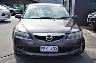 2007 Mazda 6 GG1032 MY07 Sports Grey 5 Speed Sports Automatic Sedan.