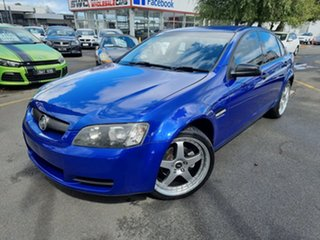2006 Holden Commodore VE Omega Blue 4 Speed Automatic Sedan.