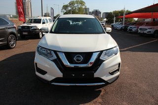 2019 Nissan X-Trail T32 Series II ST X-tronic 2WD White 7 Speed Continuous Variable Wagon.