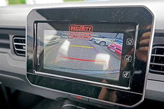 2021 Suzuki Ignis MF Series II GL Black 5 Speed Manual Hatchback