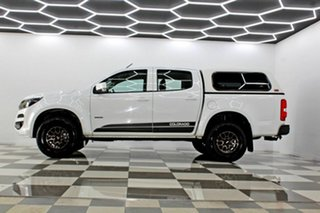 2018 Holden Colorado RG MY18 LS (4x2) White 6 Speed Automatic Crew Cab Pickup