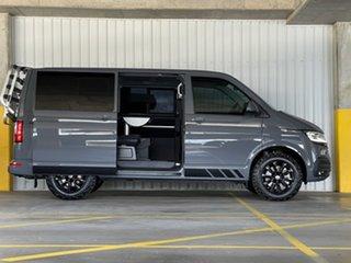 2021 Volkswagen Multivan T6.1 MY21 TDI340 SWB DSG 4MOTION Comfortline Premium Grey 7 Speed.