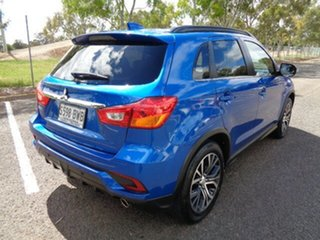 2018 Mitsubishi ASX XC MY18 LS 2WD Blue 1 Speed Constant Variable Wagon