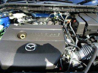 2013 Mazda 3 BL Series 2 MY13 Neo Blue 5 Speed Automatic Sedan