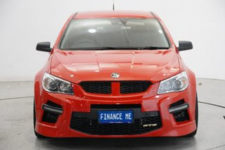 2015 Holden Special Vehicles GTS Gen-F MY15 Red 6 Speed Sports Automatic Sedan.