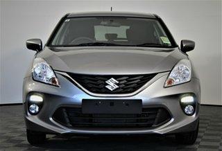 2021 Suzuki Baleno EW Series II GL Premium Silver 4 Speed Automatic Hatchback.