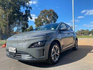 2021 Hyundai Kona Os.v4 MY21 electric Elite Galactic Grey 1 Speed Reduction Gear Wagon