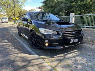 2017 Subaru Levorg V1 MY17 2.0 GT CVT AWD Black 8 Speed Constant Variable Wagon.