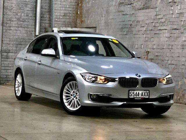 Used BMW 320d F30 MY0813 320d Mile End South, 2013 BMW 320d F30 MY0813 320d Silver 8 Speed Sports Automatic Sedan