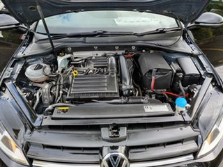 2014 Volkswagen Golf VII MY14 90TSI Black 6 Speed Manual Hatchback