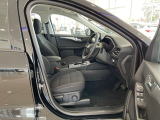 2021 Ford Escape ZH 2021.25MY Black 8 Speed Sports Automatic SUV