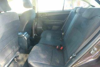 2012 Subaru XV G4X MY12 2.0i AWD Maroon 6 Speed Manual Wagon