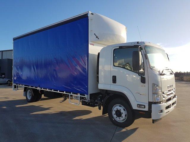New Isuzu F Series Derrimut, 2021 Isuzu F Series FRR110-260 Freightpack Automatic