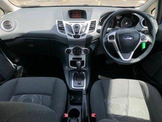 2012 Ford Fiesta WT LX PwrShift Blue 6 Speed Sports Automatic Dual Clutch Hatchback