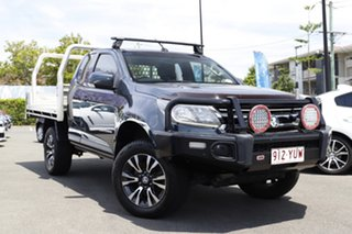 2018 Holden Colorado RG MY18 LTZ Pickup Space Cab Grey 6 Speed Sports Automatic Utility.