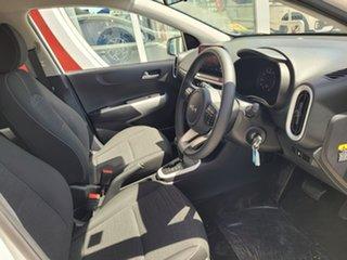 2021 Kia Picanto JA MY22 S White 4 Speed Automatic Hatchback