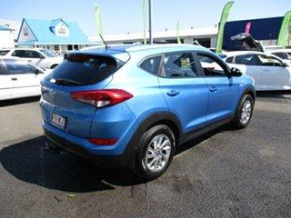 2016 Hyundai Tucson TL Active Blue 4 Speed Automatic Wagon.