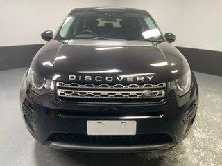 2017 Land Rover Discovery Sport L550 17MY TD4 150 SE Ultimate Black 9 Speed Sports Automatic Wagon.