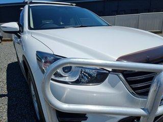 2016 Mazda CX-5 KE1072 Maxx SKYACTIV-Drive 6 Speed Sports Automatic Wagon.