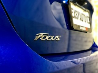 2017 Ford Focus LZ Sport Blue 6 Speed Automatic Hatchback