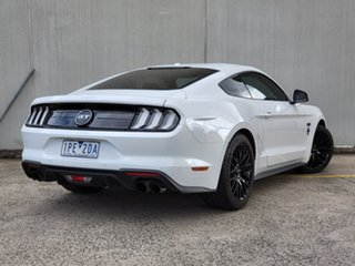 2019 Ford Mustang FN 2019MY GT White 6 Speed Manual Fastback.