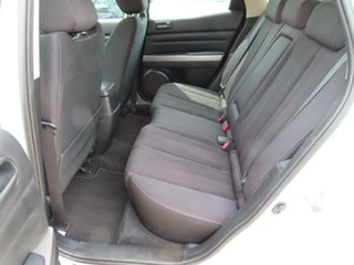 2011 Mazda CX-7 ER MY10 Classic (FWD) White 5 Speed Auto Activematic Wagon