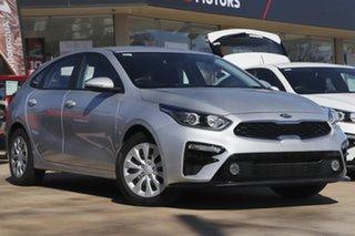2020 Kia Cerato BD MY21 S Silver 6 Speed Sports Automatic Hatchback.