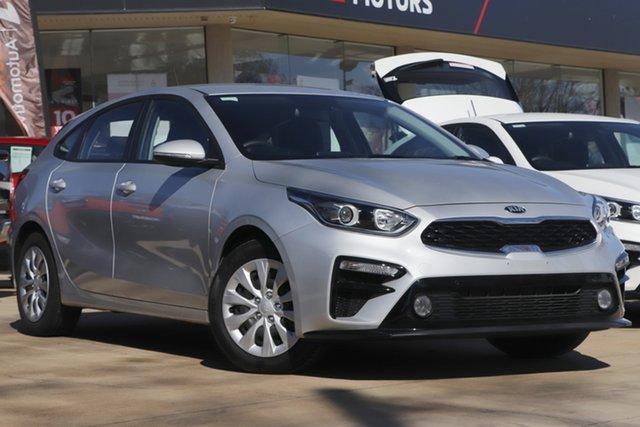 Used Kia Cerato BD MY21 S Toowoomba, 2020 Kia Cerato BD MY21 S Silver 6 Speed Sports Automatic Hatchback