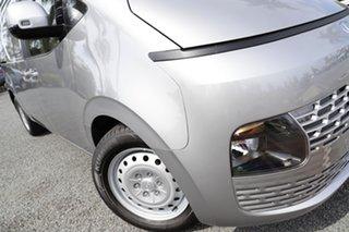 2021 Hyundai Staria US4.V1 MY22 AWD Shimmering Silver 8 Speed Sports Automatic Wagon.