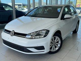 2017 Volkswagen Golf 7.5 MY17 110TSI Trendline White 6 Speed Manual Hatchback.
