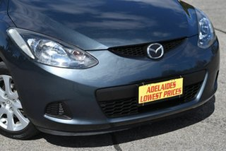 2008 Mazda 2 DE10Y1 Maxx Grey 5 Speed Manual Hatchback
