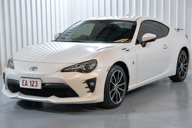 Used Toyota 86 ZN6 GTS Hendra, 2017 Toyota 86 ZN6 GTS White 6 Speed Manual Coupe